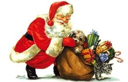 Подаръци от Дядо Коледа