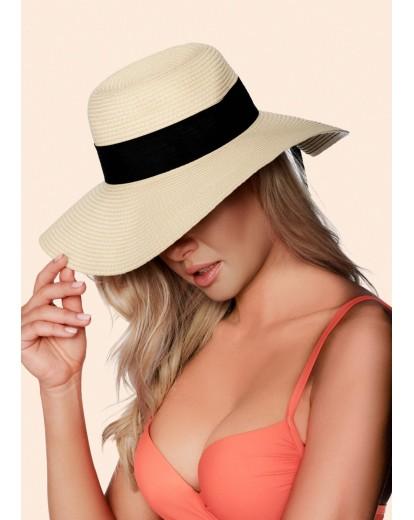 Дамска плажна шапка 38978