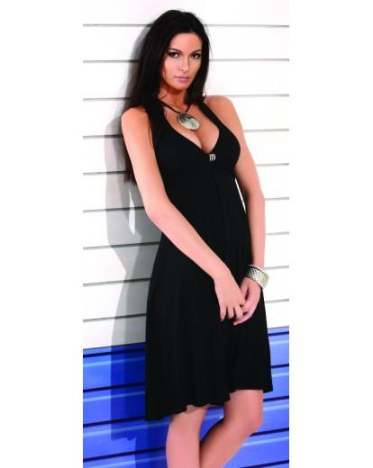 Памучна плажна рокля  LFQ14
