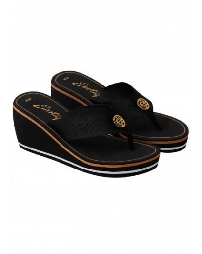 Плажни чехли на платформа 38980 99x