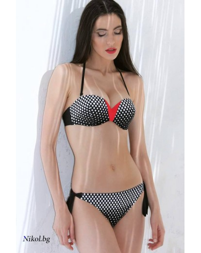 Бански костюм - бандо LF193