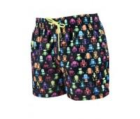 Мъжки плажни шорти 6437