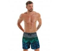 Мъжки плажни шорти B601 lines