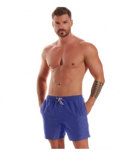 Мъжки шорти за плуване B540 сини