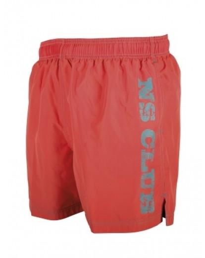 Плажни шорти 6369 червени