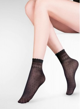 Къси чорапки Pia