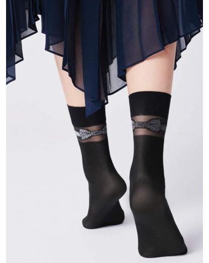 Къси фигурални чорапки Italiana