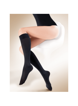 Плътни 3/4 чорапки Micro100