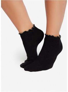 Памучни дамски чорапи - два чифта 38451
