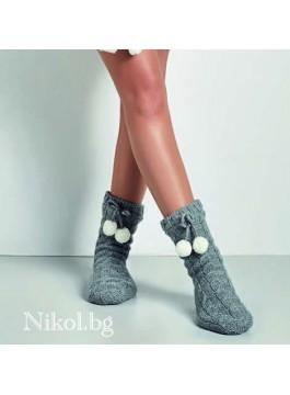 Дамски дебели чорапи 34673