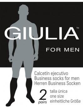 Официални 3/4 мъжки чорапи-2 чифта