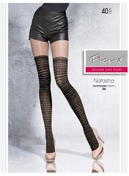 Фигурален чорапогащник Natasha