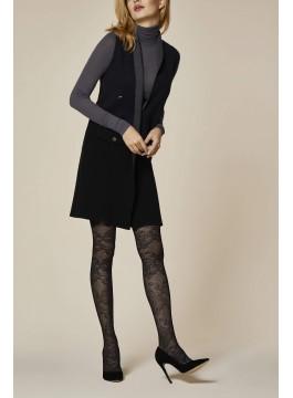 Фигурален дамски чорапогащник Love affair