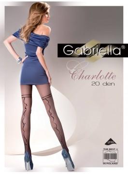 Чорапогащник Charlotte 20den