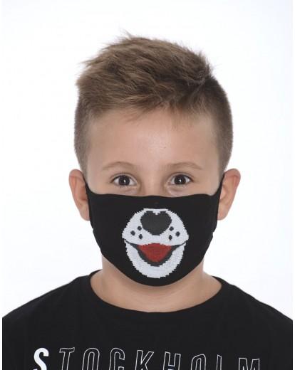 Трислойна маска за момче с подвижен филтър
