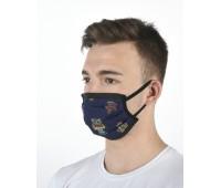 Предпазна маска за лице с метален стек