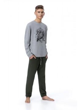 Пижама за юноши Wild trace