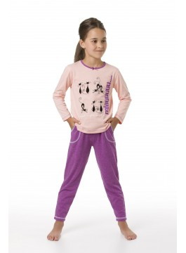 Детска пижама Miau