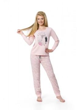 Пижама Pink bear