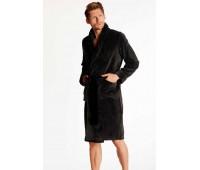 Топъл домашен мъжки халат 38596
