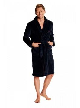 Топъл мъжки халат 38316